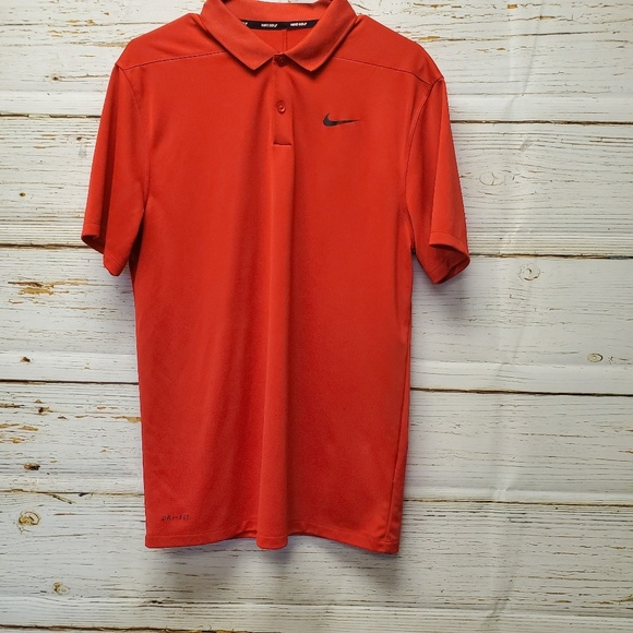 Nike Other - Nike Golf Dri Fit Polo Shirt